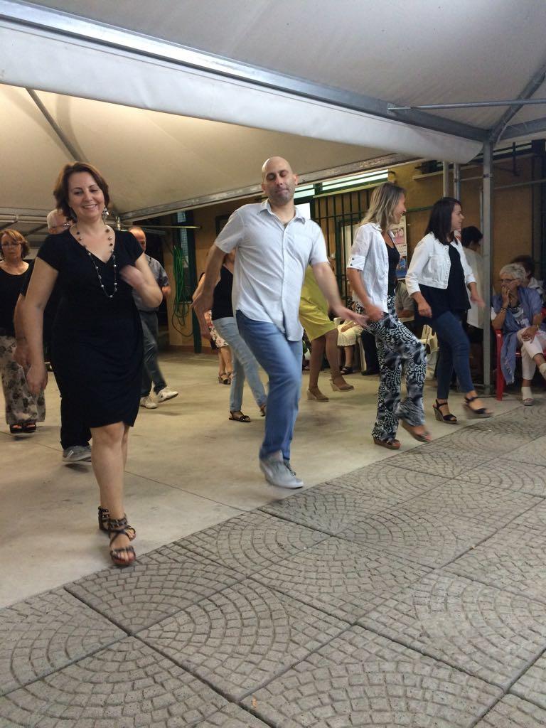 Balli di gruppo a Narni Scalo