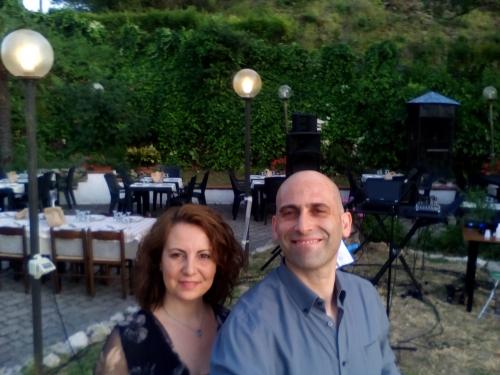 Serata di canto Anniversario di Matrimonio