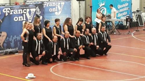 Saggio 2016 - Salsa in Rueda