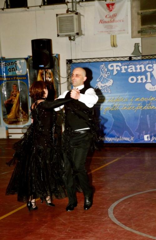 Saggio 2016 - Ballo Liscio